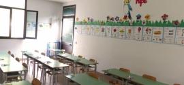 prospettiva aula primaria