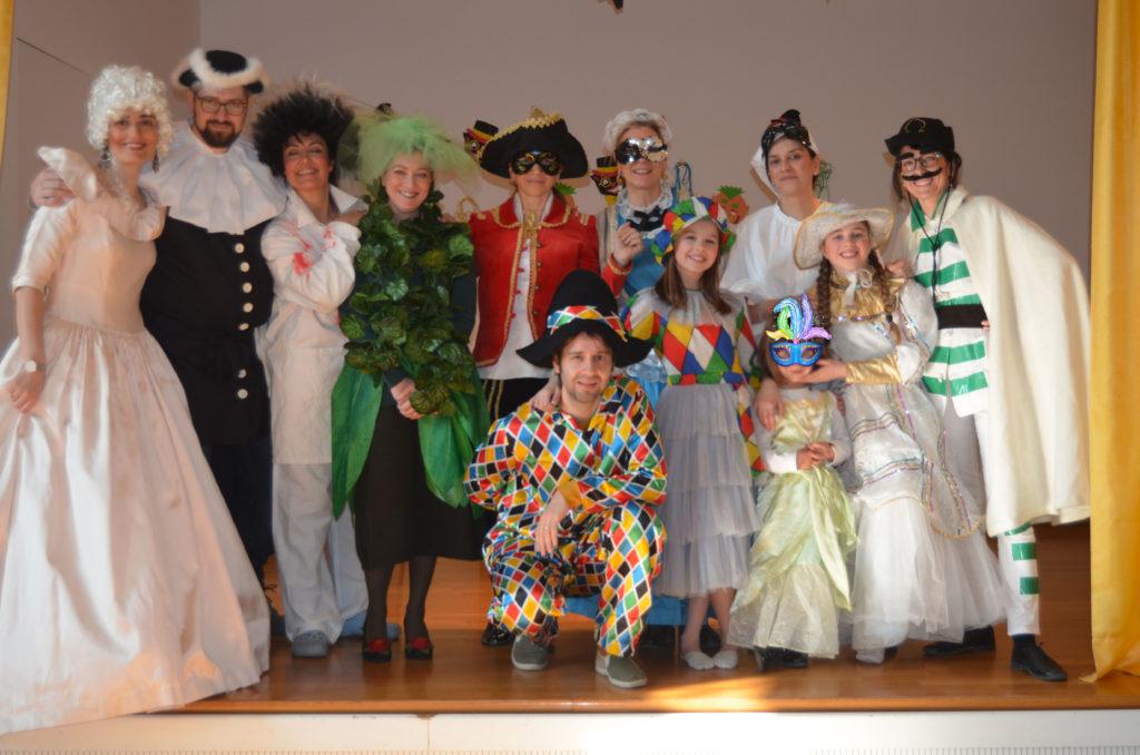 compagnia teatrale Palcovanzo